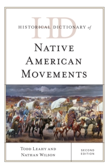 Image for Historical dictionary of Native American movements