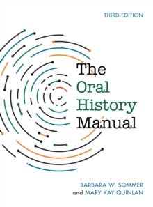 Image for The oral history manual