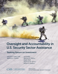 Image for Oversight and Accountability in U.S. Security Sector Assistance : Seeking Return on Investment