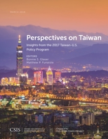 Image for Perspectives on Taiwan : Insights from the 2017 Taiwan-U.S. Policy Program