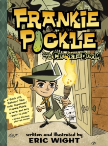 Image for Frankie Pickle and the Closet of Doom