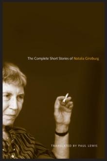 Image for Complete Short Stories of Natalia Ginzburg
