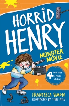 Image for Horrid Henry's monster movie