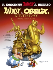 Image for Asterix & Obelix's birthday  : the golden book