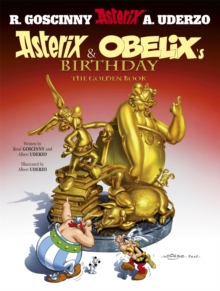 Image for Asterix and Obelix's birthday  : the golden book