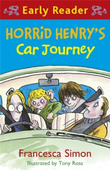 Horrid Henry's car journey - Simon, Francesca