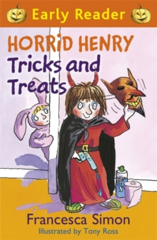 Horrid Henry tricks and treats - Simon, Francesca