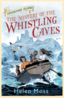 Image for The mystery of the whistling caves