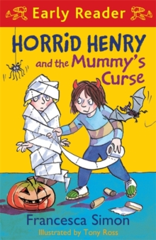 Image for Horrid Henry and the mummy's curse