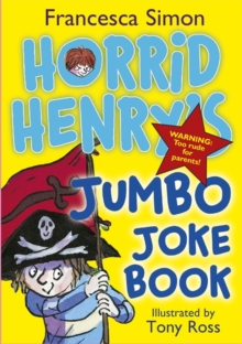 Image for Horrid Henry's jumbo joke book