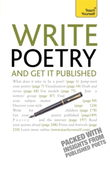 Image for Write poetry - and get it published