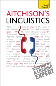Image for Aitchison's linguistics