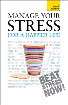 Image for Manage your stress for a happier life