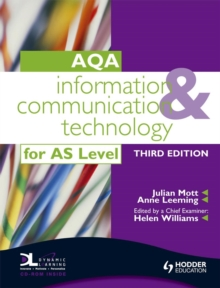 AQA information & communication technology for AS level.