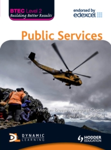Image for BTEC level 2 first public services