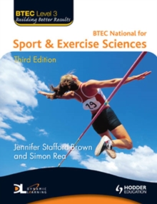 BTEC level 3 National sport & exercise sciences - Brown, Jennifer Stafford