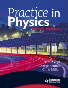Image for Practice in physics