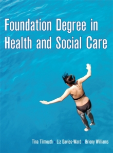Image for Foundation degree in health and social care