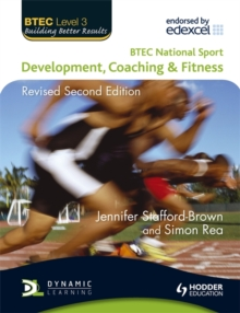 Image for BTEC level 3 National sport: Development, coaching & fitness