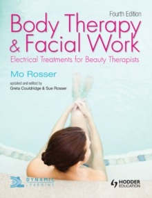 Image for Body therapy & facial work: electrical treatments for beauty therapists