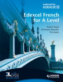 Image for Edexcel French for A Level Student's Book with Dynamic Learning Home Edition CD-ROM.