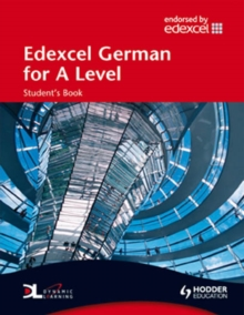 Image for Edexcel German for A Level Student's Book.