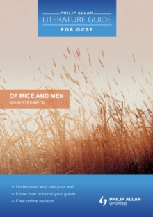Image for Of mice and men, John Steinbeck