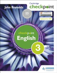 Image for Checkpoint English3