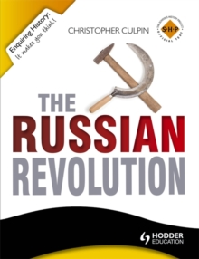 Image for The Russian Revolution, 1894-1924