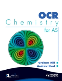 Image for OCR Chemistry for AS
