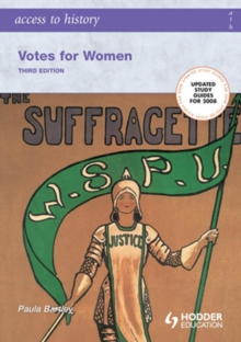 Image for Votes for women, 1860-1928
