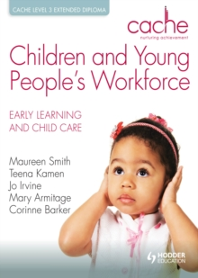 Image for Children and young people's workforce: early learning and child care