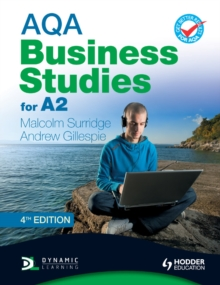 Image for AQA business studies for A2.
