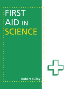 Image for First aid in science