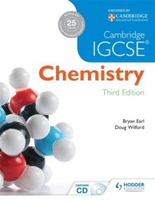 Image for Cambridge IGCSE Chemistry 3rd Edition plus CD