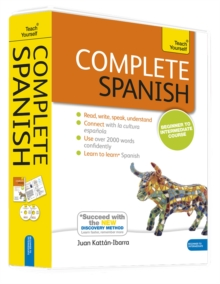 Image for Complete Spanish