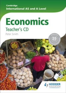 Image for Cambridge International AS and A Level Economics Teacher's CD