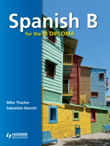 Image for Spanish B for the IB diploma