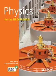 Image for Physics for the IB diploma