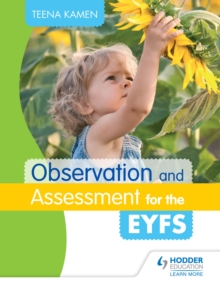 Image for Observation and assessment for the EYFS