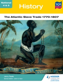 Image for The Atlantic slave trade 1770-1807