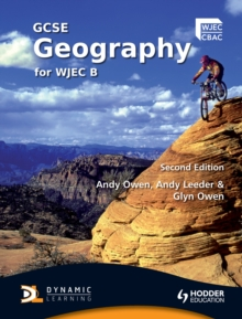Image for GCSE geography for WJEC B