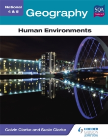 Image for National 4 & 5 geography  : human environments