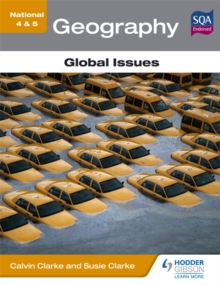 Image for National 4 & 5 geography: Global issues