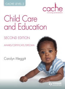 Image for Child care and education: CACHE level 2 diploma