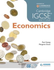 Image for Cambridge IGCSE and O Level economics
