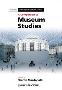 Image for A companion to museum studies