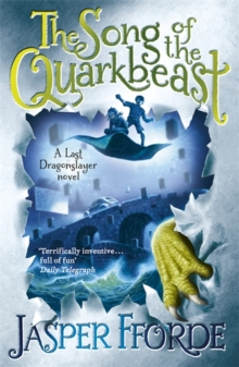 Image for The song of the quarkbeast