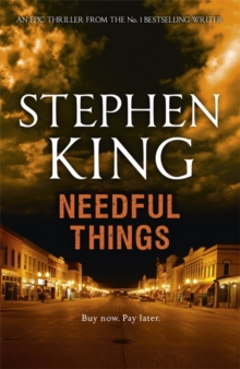 Image for Needful things