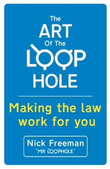 Image for The art of the loophole